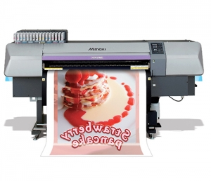 MIMAKI JV5-160S SOLVENT INK JET PRINTER