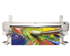"Mutoh ValueJET 2638 104"" Large Format Color Printer"