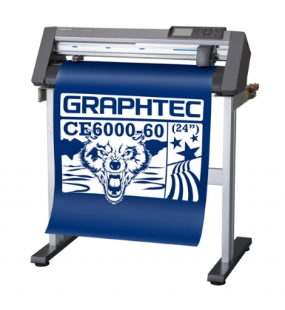 "Graphtec 24"" CE6000-60 Vinyl Cutter"